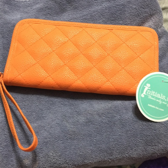 Initials, Inc. Handbags - Koi colored Initials, Inc wallet/wristlet